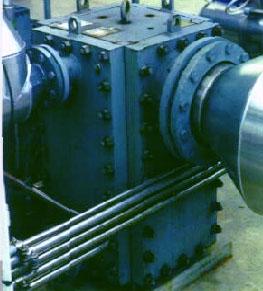 Пластинчатый теплообменник Компаблок, установленный в системе утилизации тепла жидкость-жидкость