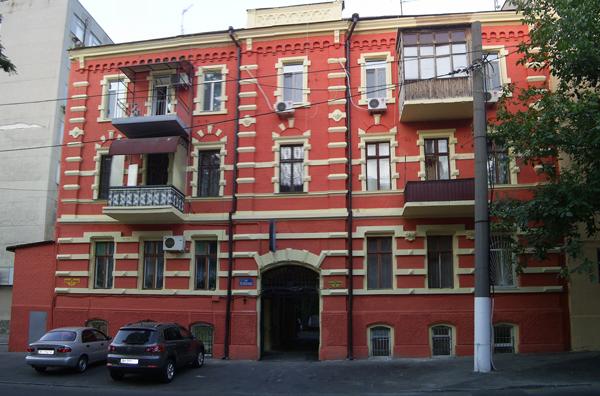 """Здание, в котором расположен офис """"КБ Теплоэнерго"""""""