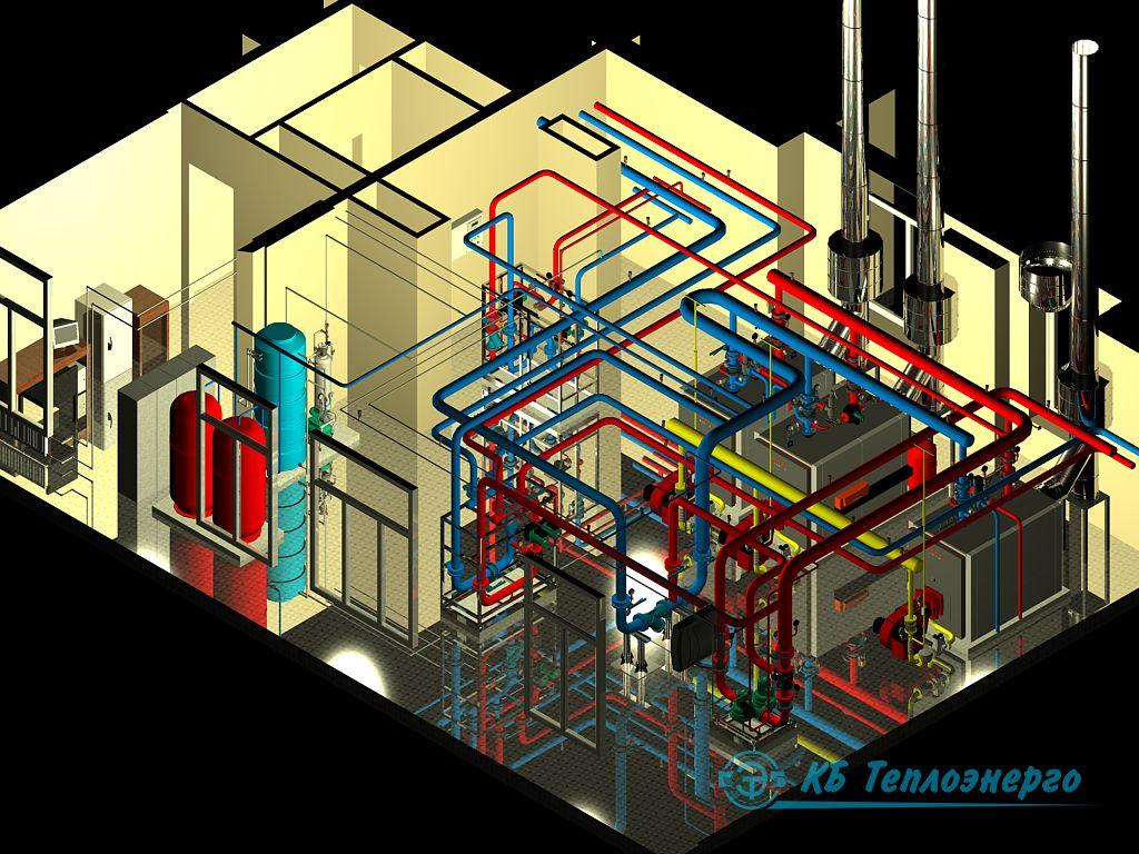 проектирование и строительство котельных