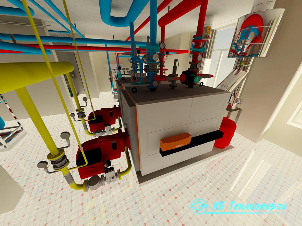 проектирование блочно модульных котельных под ключ